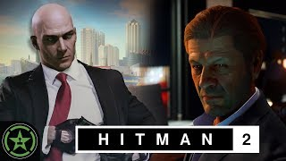 Elusive Target: Sean Bean (The Undying) - Hitman 2 - Let's Watch