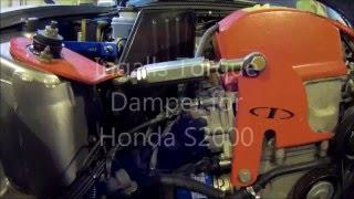 Honda S2000 Ingalls Torque Damper