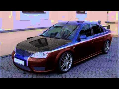 Ford Mondeo St220 Youtube