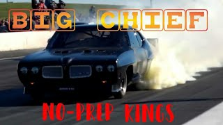 BIG CHIEF IS JOINING NO PREP KINGS! Here's the story! Must see!