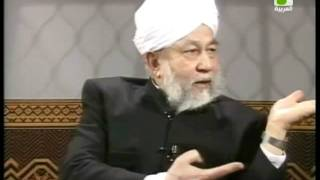 Liqa Ma'al Arab 18 March 1995 Question/Answer English/Arabic Islam Ahmadiyya