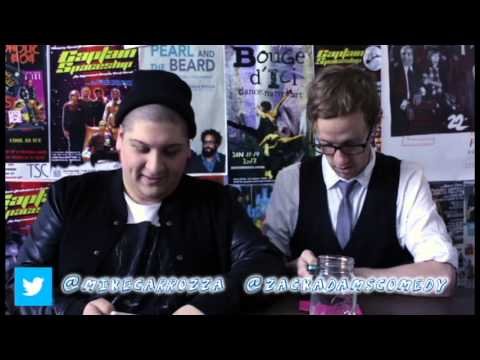 UP LATE LIVE S01EP08  Mike Carrozza and The Jimmyriggers