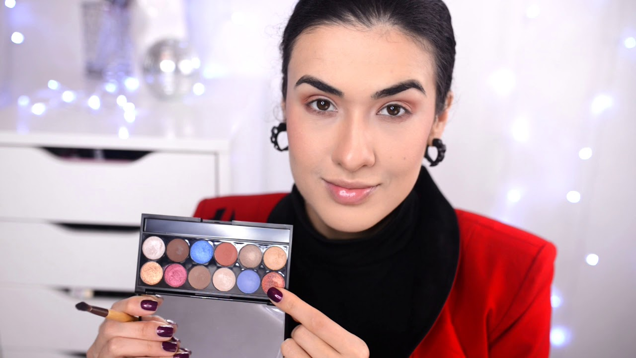 Sleek MakeUP Люминайзер Barekissed Illuminator - YouTube
