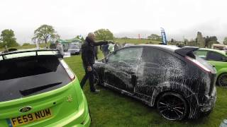 Beaulieu Simply Ford Focus RS Owners Club May 2015