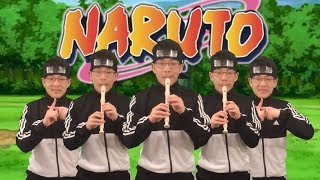 Download lagu Naruto Raising Fighting Spirit on recorder MP3