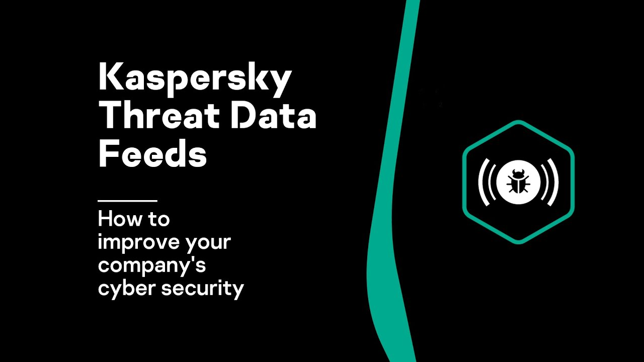 About Kaspersky Threat Data Feeds