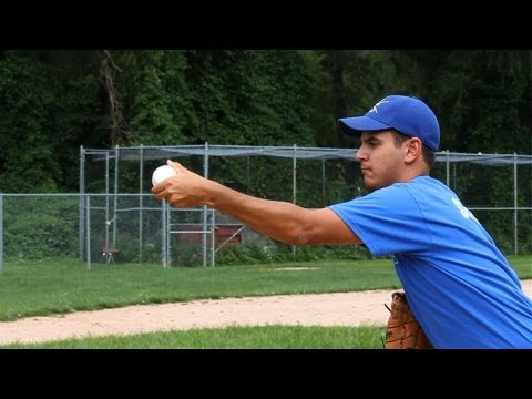 How to Pitch a Slider | Baseball Pitching