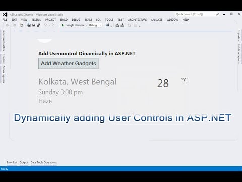 Dynamically adding User Controls in ASP NET