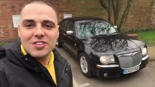 WHAT A CAR!! Chrysler 300c diesel 2007 [NOT BENTLEY] Review Video
