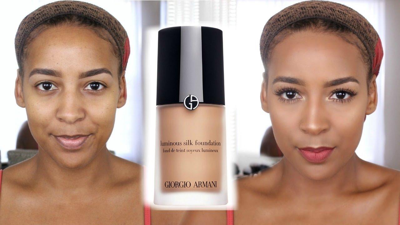 Armani Makeup Foundation Reviews