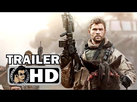 Download Youtube: 12 STRONG Official Trailer #2 (2018) Chris Hemsworth War Action Movie HD