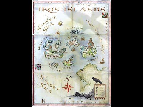 Железные Острова ( Игра Престолов) - Первая часть