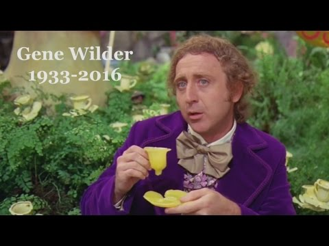 RIP Gene Wilder: Tributes pour in for Willy Wonka legend