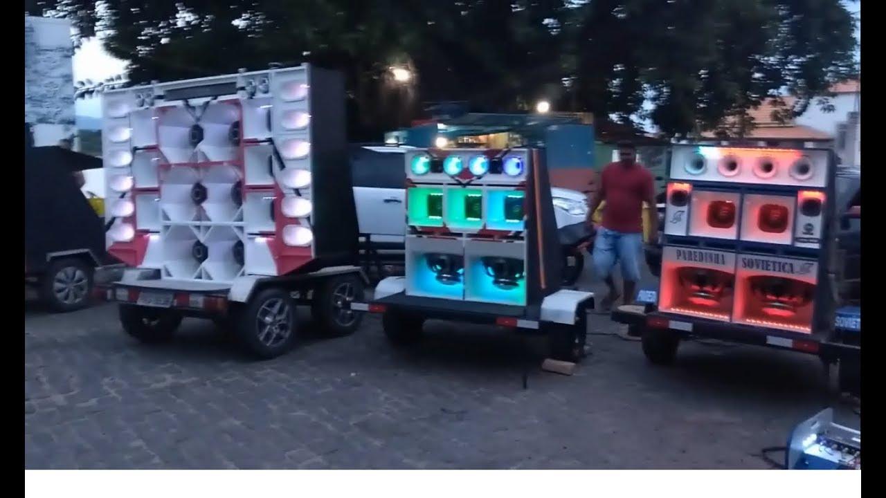 Carnaval 2019 Parte 1 Carinhanha BA - Deboxe Sound Car