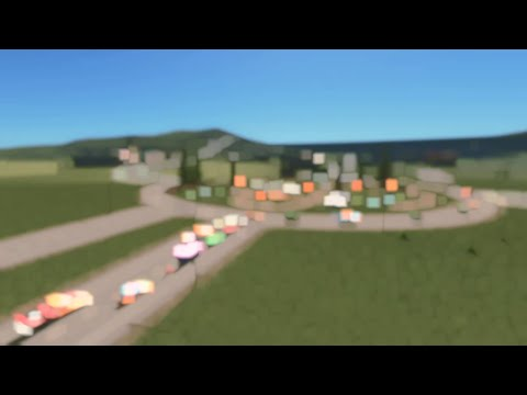 I built a city but the game was blurred - Cities Skylines |