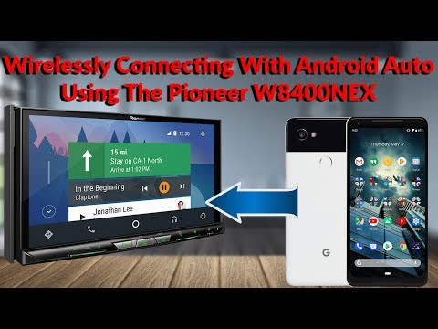 How To Wirelessly Connect With Android Auto Using The