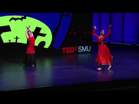 Unity of cultures | Delilah Buitron and Megna Murali | TEDxKids@SMU