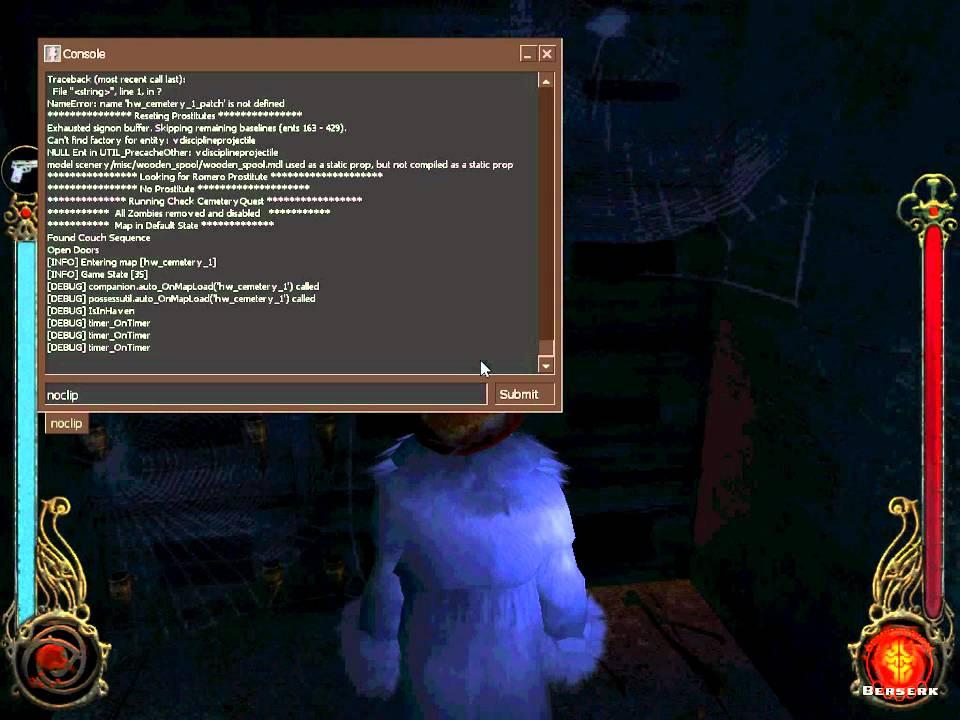How to Skip the Nosferatu Warrens / Sewers in VTMB (One Cheat Code)