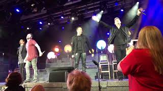 Backstreet Boys Cruise 2018 - Quit Playing Games With My Heart - May 4, 2018