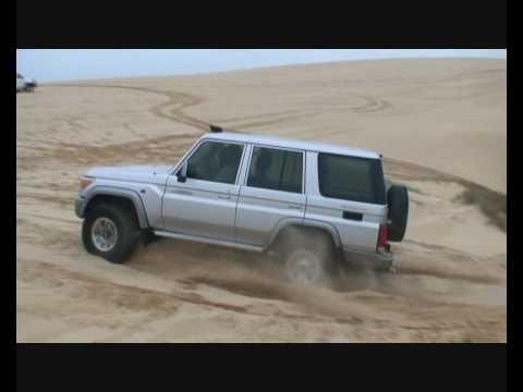 76 series vs 200 on the sand 0001
