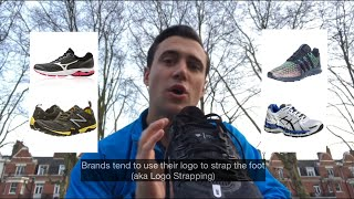 RUN SMARTER Episode 2: Supportive running shoes, brands and logo strapping
