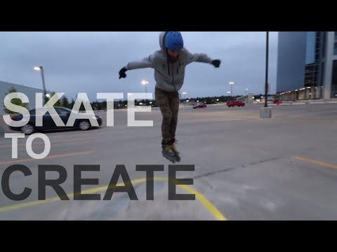SKATE TO CREATE
