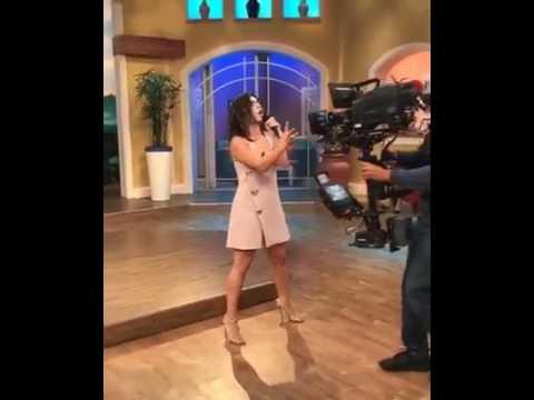 Ana de la Reguera baila su versión de 'Despacito'