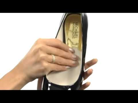 4573b57a27ec MICHAEL Michael Kors Mk-Flex Kitten Pump SKU  8206729 - YouTube