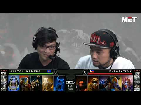 CG vs XcTn - MPGL Finals - G1