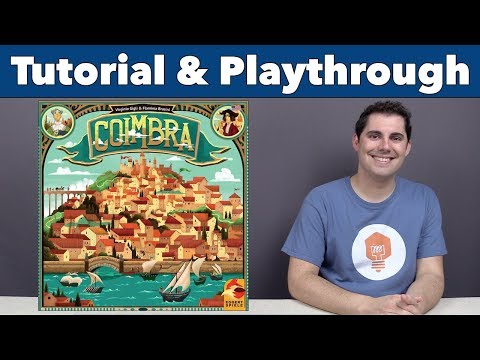 Coimbra Tutorial & Playthrough - JonGetsGames