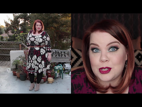Winter Plus Size Fashion | Melissa McCarthy, Carmakoma, City Chic.