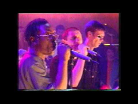 Black Grape - Tramazi Party (Live on Later 1995)