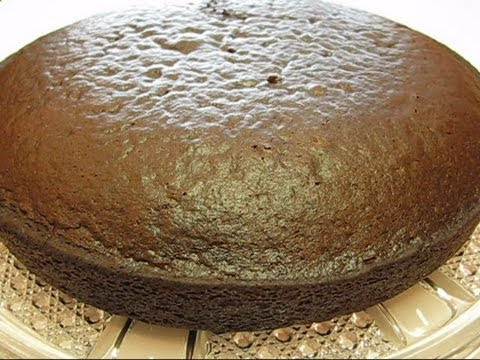 Betty S One Layer Mexican Chocolate Cake