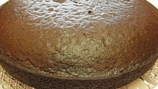 Betty's One Layer Mexican Chocolate Cake
