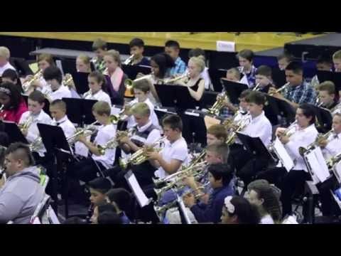 Star Wars – Combined Elementary, Middle and High School Bands