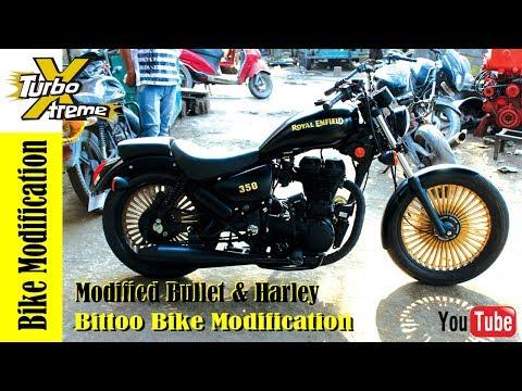 BIKE MODIFICATION | Bittoo Bike Modification | TURBO XTREME