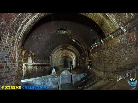 The River Fleet, London's Largest Subterranean Rivers
