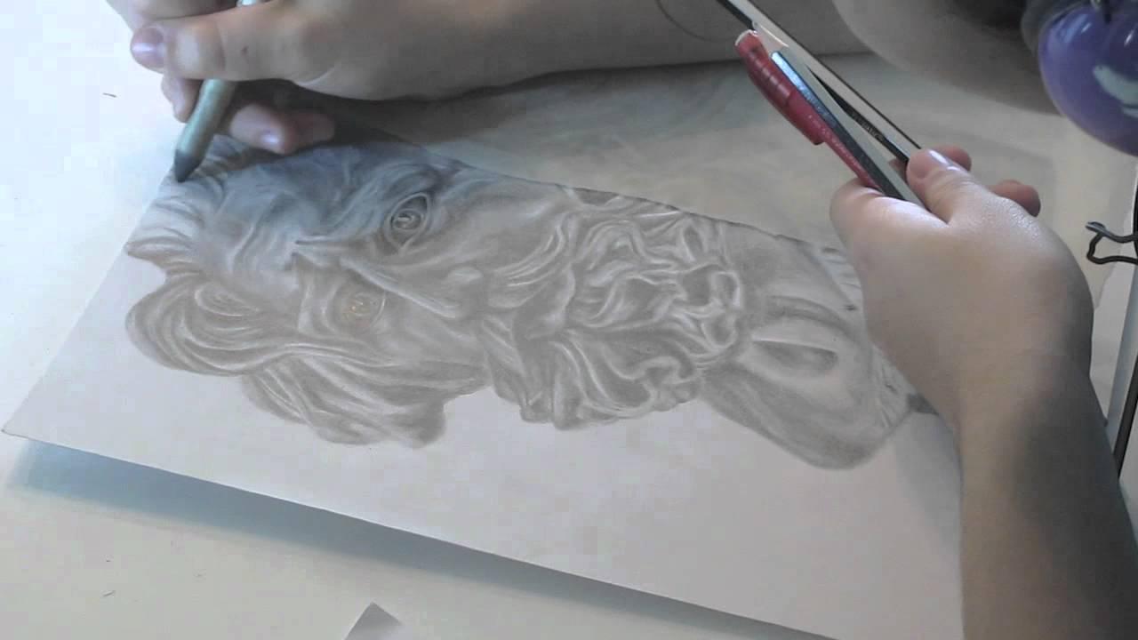 f a b drawing zeus greek god of the sky black u0026 white