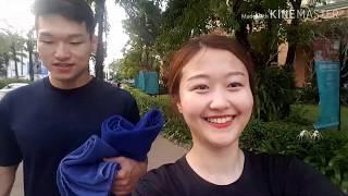 [2020방콕여행] 푸켓 3일차♥ 빠통비치 아침산책/ …