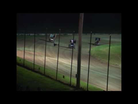 LA Raceway 305 Sprint Cars 07/30/2010