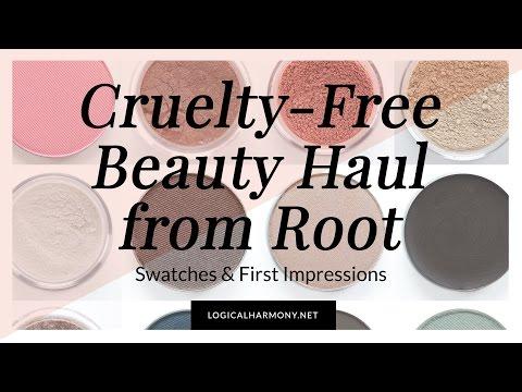Cruelty-Free Beauty Haul from Root (Cruelty Free & Vegan!) - Logical Harmony