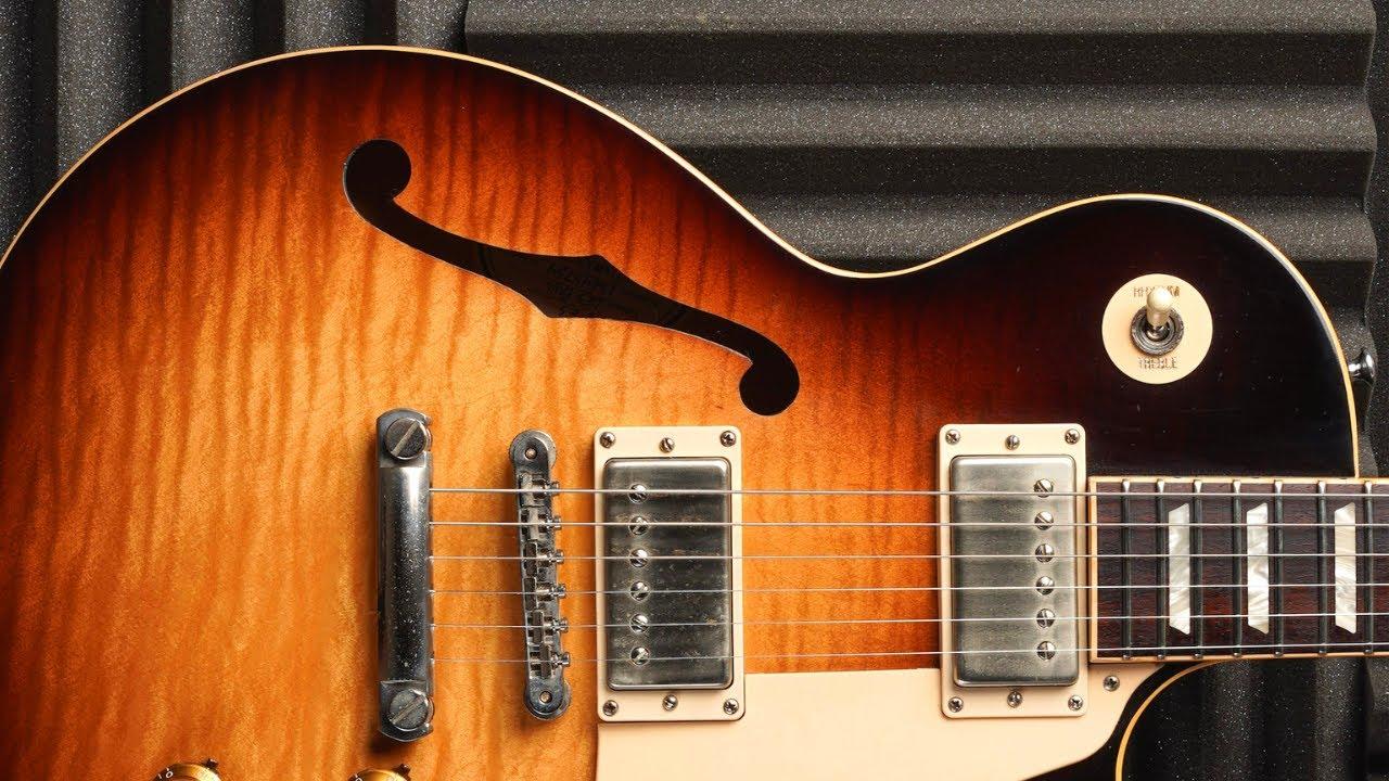 Soulful Rock Ballad Guitar Backing Track Jam in D
