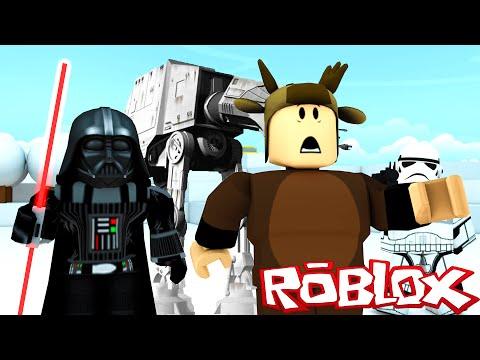 STAR WARS IN ROBLOX! (Roblox Darth Vader)