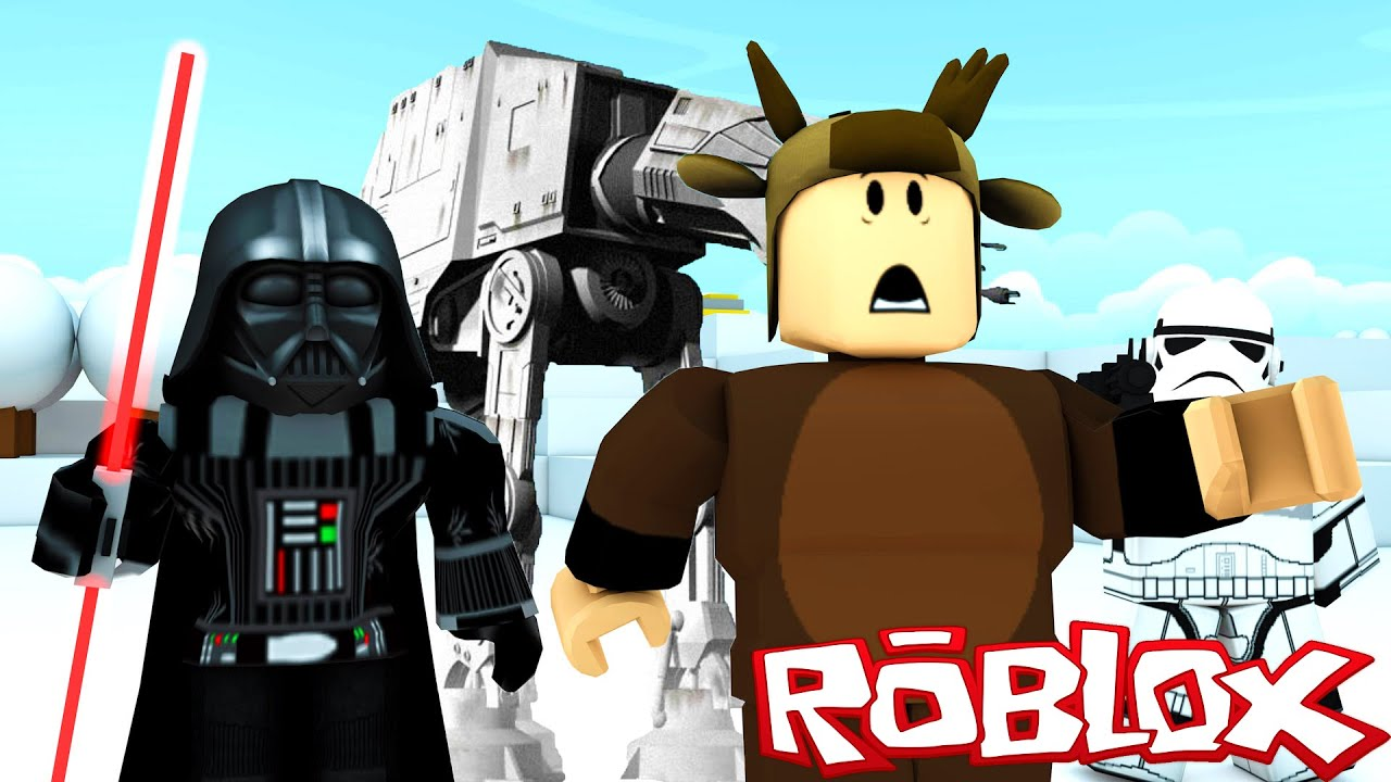 STAR WARS IN ROBLOX (Roblox Darth Vader) YouTube