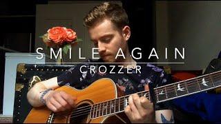 smile again - blackbear (Cover by Joshua Crozzer)