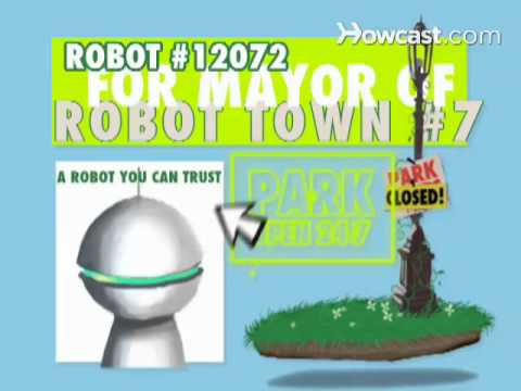 How to Run for Mayor