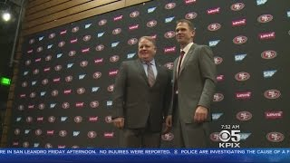 49ERS HOUSECLEANING: Both GM Trent Baalke and Head Coach Chip Kelly Could Be Out Of A Job