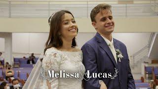 Trailer: Casamento Melissa e Lucas