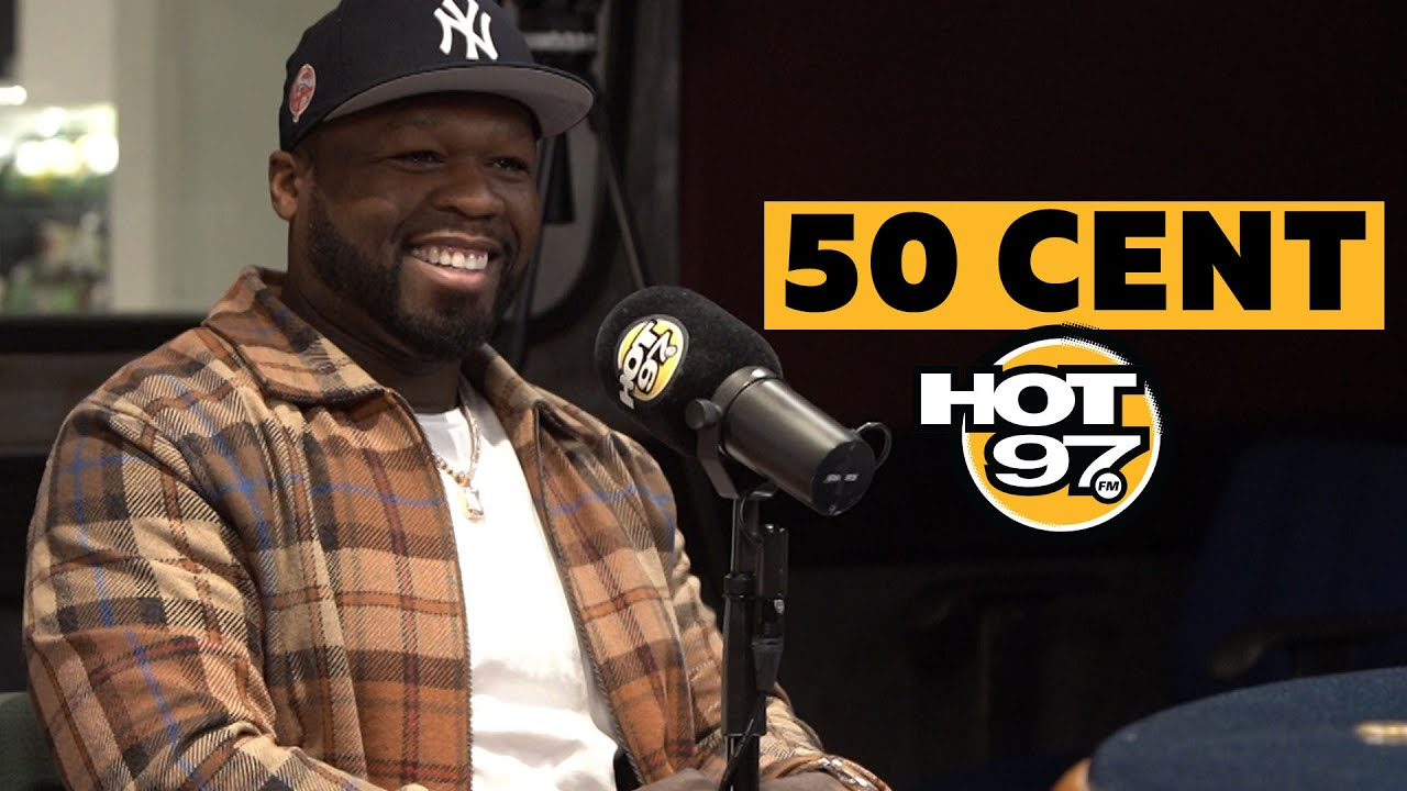 50 Cent On Floyd Mayweather, French Montana, Naturi Naughton, Pop Smoke + 'For Life'