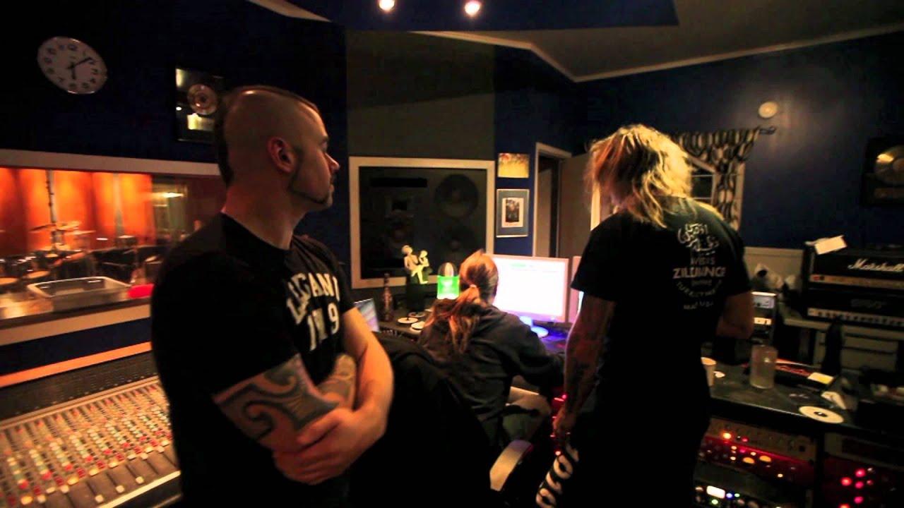 SABATON — Carolus Rex Studio Session #2 (OFFICIAL BEHIND THE SCENES)